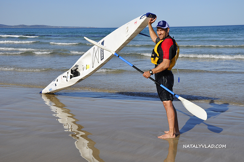 2012-11-11 - Kayaking, Lorne, Great Ocean Road, Victoria, Australia