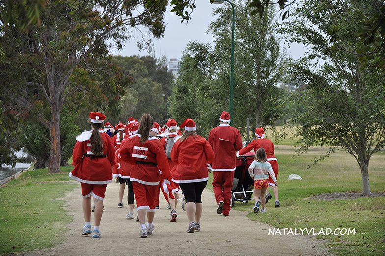 2012-11-25 - The Variety Santa Fun Run 2012, Melbourne, Victoria, Australia