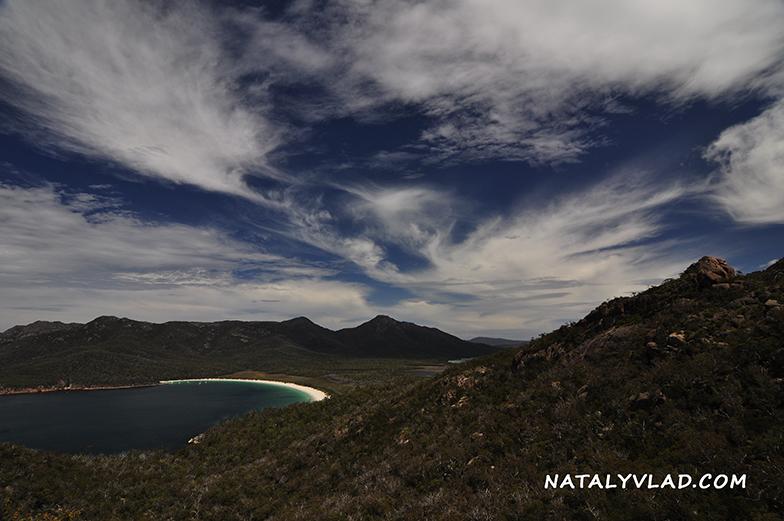 2013-01-02 - Wineglass Bay, Tasmania