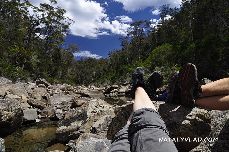 2013-01-03 - Apsley Gorge, Tasmania