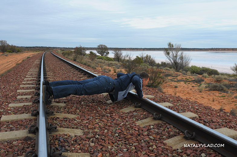 2012.06.02 – Путешествие по Австралии: Длинный переезд из Порт Огасты в Алис-Спрингс