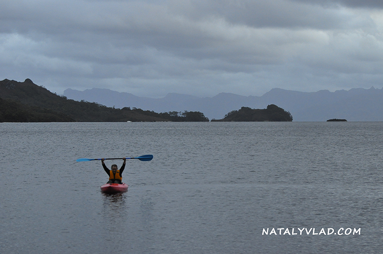 2012-12-30 - Lake Pedder, Tasmania