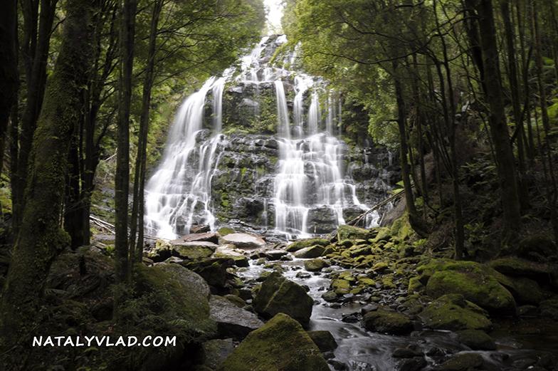 2012-12-28 - Nelson Falls, Tasmania