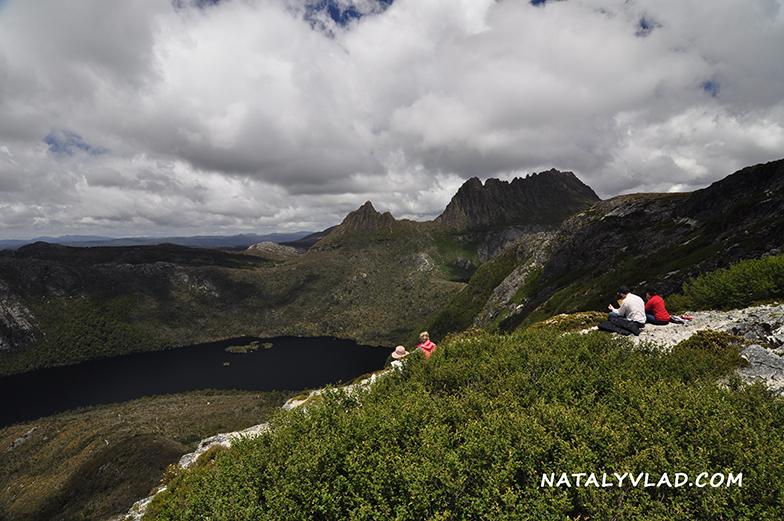 2012-12-26 - Marions Lookout, Cradle Mountain, Tasmania, Australia
