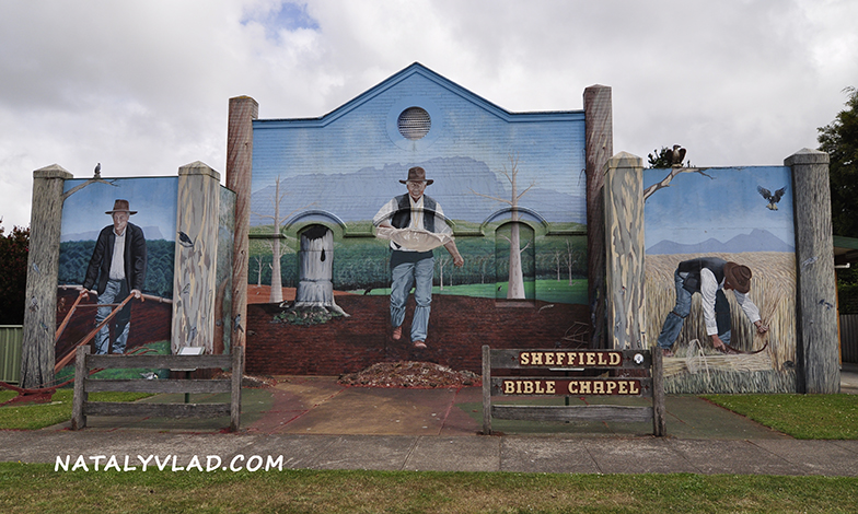 2012-12-27 - Sheffield, Tasmania, Australia