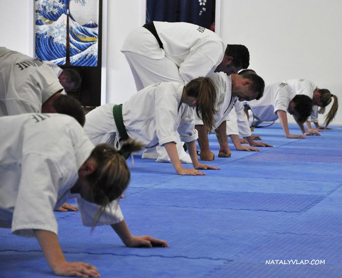 2012 - Enshin Karate, Melbourne, Australia