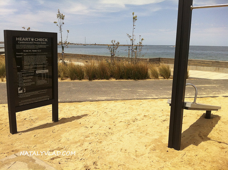 2012-12-01 - Пробежка вдоль набережной, Мельбурн, Австралия