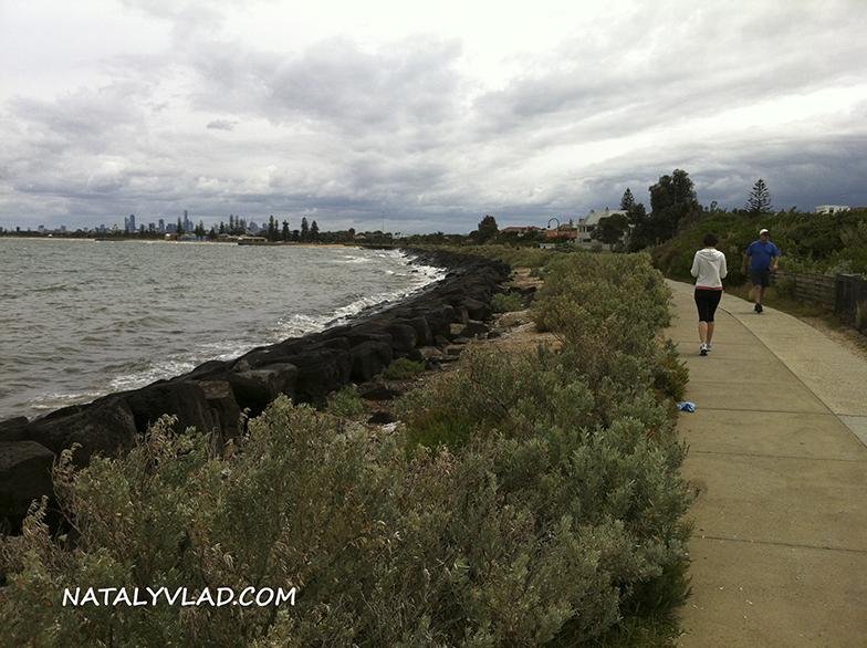 2012-12-16 - Набережная в Брайтоне, Мельбурн, Австралия