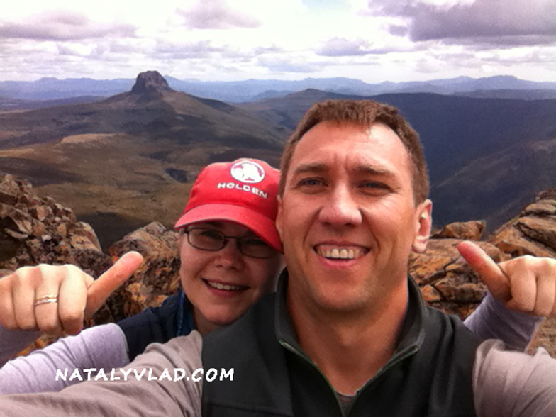2012-12-26 - Cradle Mountain Summit, Tasmania, Australia