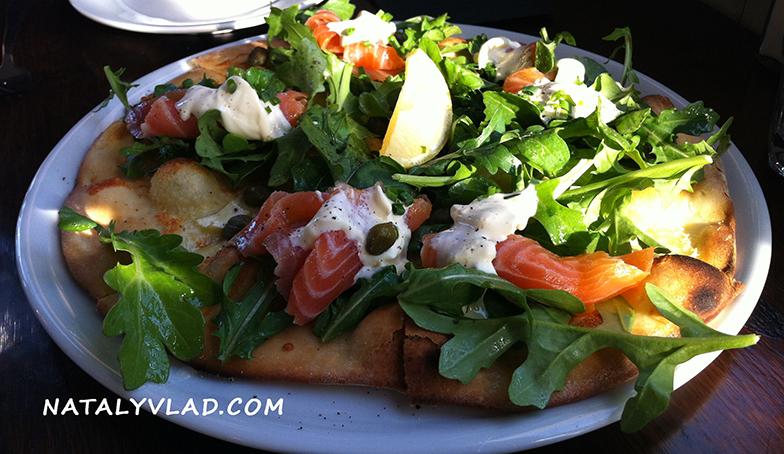2013-01-02 - Pizza, Coles Bay, Tasmania