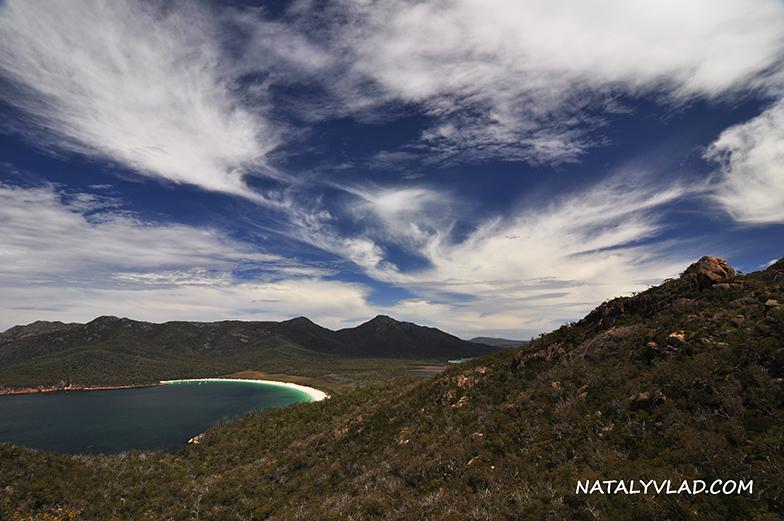 2013-01-02 - Красивая бухта Wineglass Bay, Тасмания