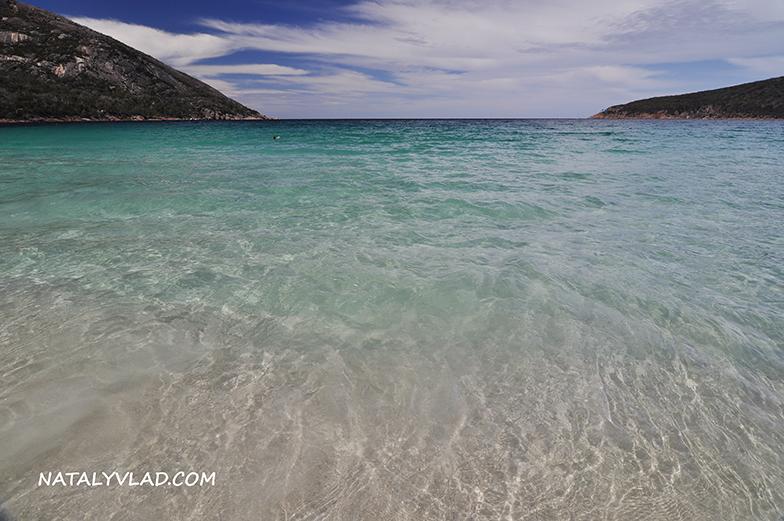 2013-01-02 - Пляж в бухте Wineglass Bay, Тасмания