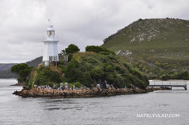 2012-12-28 - Gordon River Cruise, Strahan, Тасмания