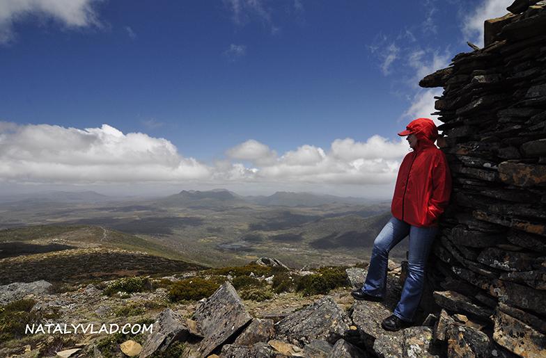 2012-12-29 - На вершине горы Mt Rufus, Tasmania