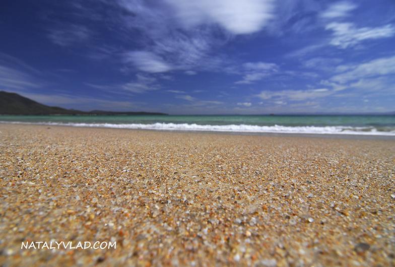 2013-01-02 - Пляж в бухте Promise Bay, Тасмания