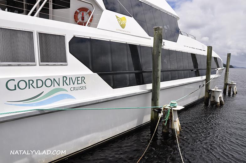 2012-12-28 - Gordon River Cruise, Strahan, Tasmania