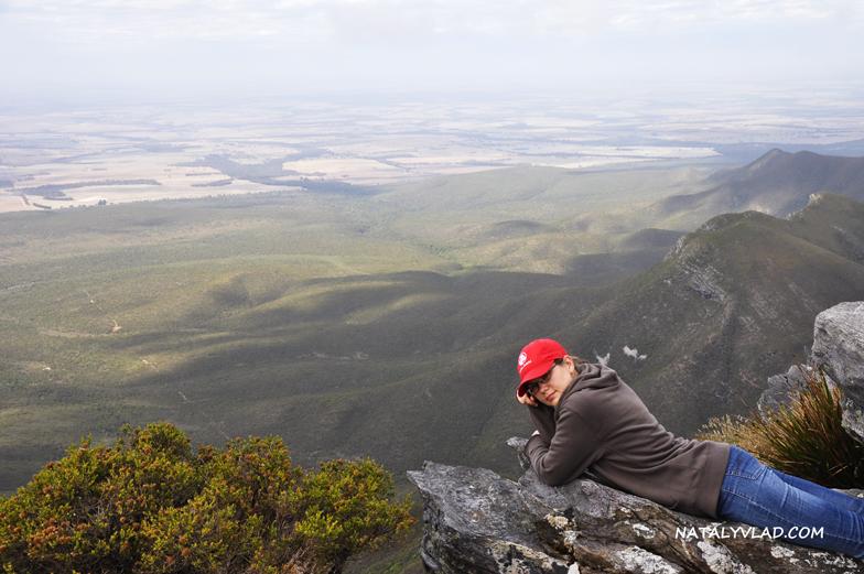 Пеший маршрут в Западной Австралии