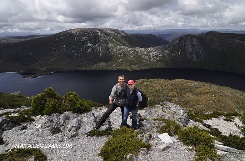 2012-12-26 - Marions Lookout, Dove Lake, Tasmania