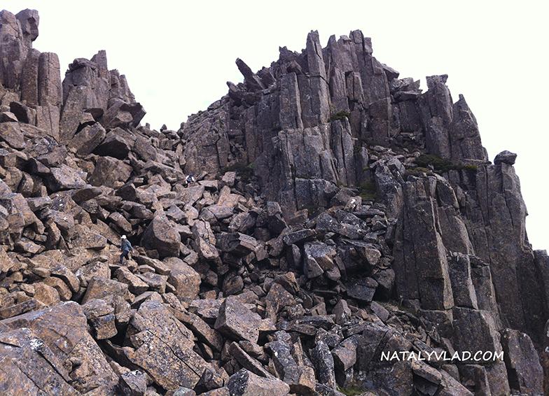 2012-12-26 - Подъем на гору Cradle Mountain, Тасмания