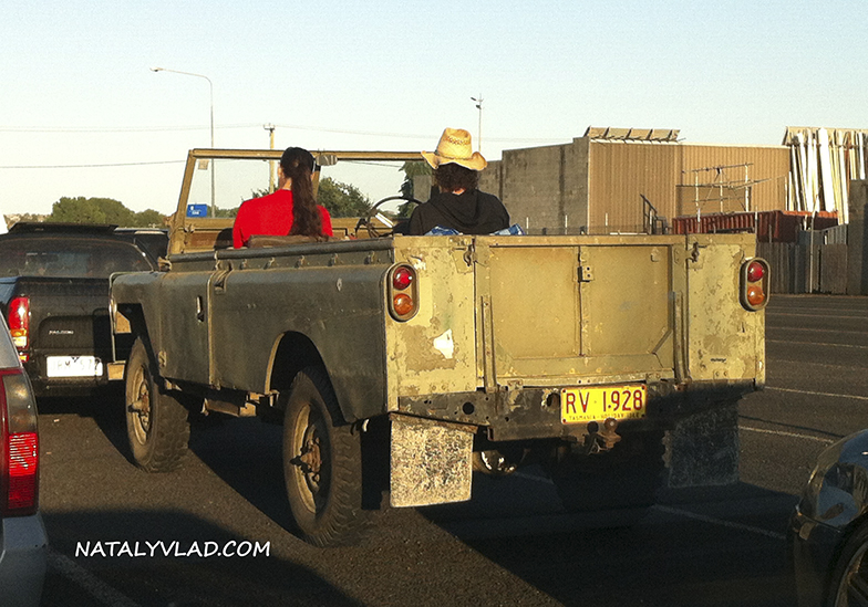 2013-01-06 - А кто-то и так путешествует, Тасмания