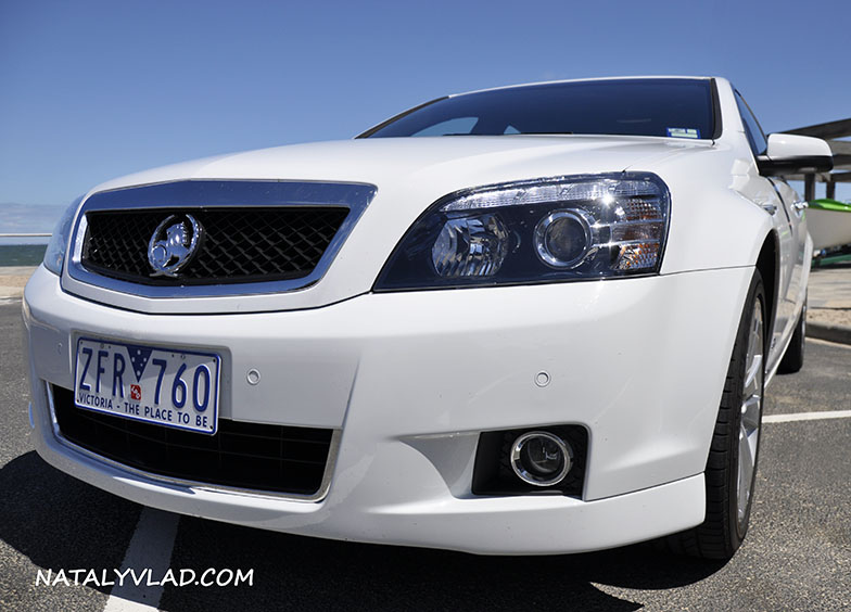 Holden Caprice LPG Series 2