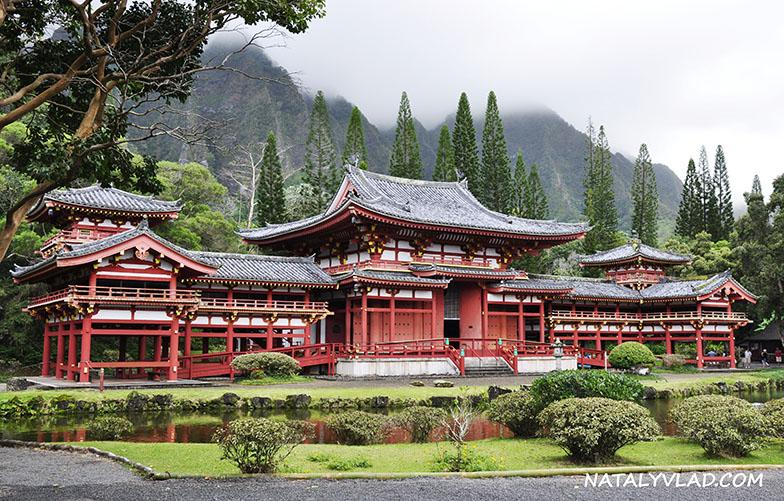 2013-02-07 - Byodo-In Temple, Oahu, Hawaii