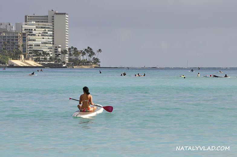 2013-02-11 - Waikiki Beach, Oahu, Hawaii
