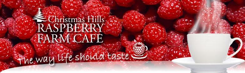 Christmas Hills Raspberry Farm, Tasmania