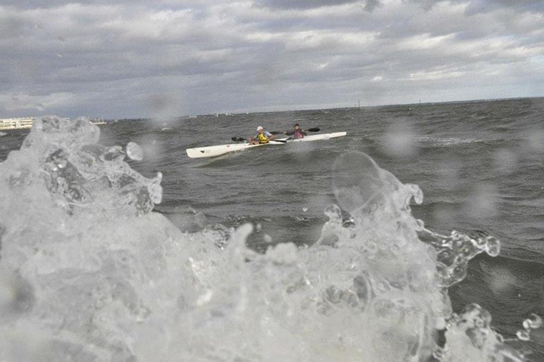 2013-02-28 - Соревнования по каякингу, Peak Adventure, Порт Мельбурн, Австралия