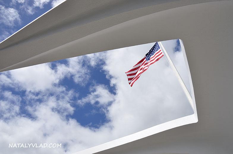 Arizona Memorial, Pearl Harbor Historic Sites, Oahu, Hawaii