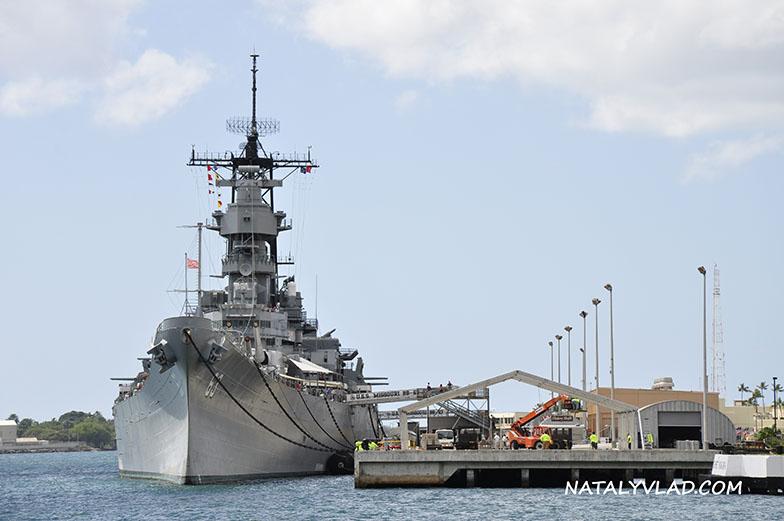 Battleship Missouri Memorial, Pearl Harbor Historic Sites, Oahu, Hawaii