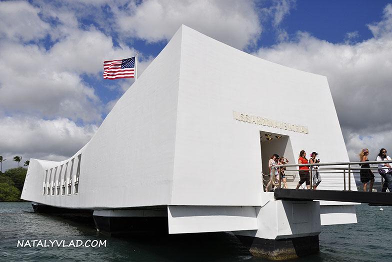 Pearl Harbor Historic Sites, Arizona Memorial