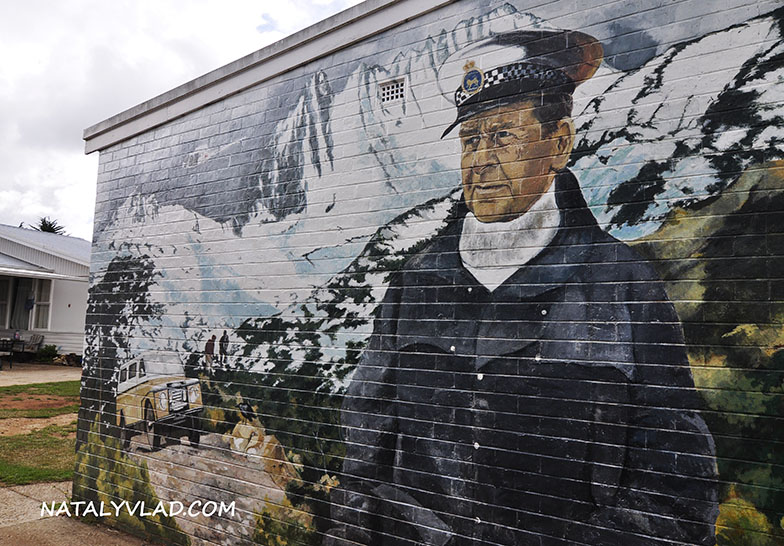 Sheffield - Town of Murals, Tasmania