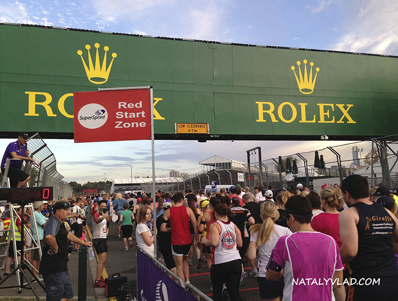 2013-03-10 - Australian Grand Prix Run, Albert Park, Melbourne, Australia