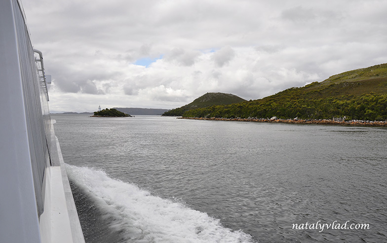 Gordon River Cruises, Strahan, Tasmania