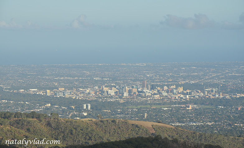 Mount Lofty Summit, Adelaide, South Australia