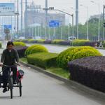 2013.05.07 – Путешествие в Китай: Шанхай – Прогулка по зеленым улицам Шанхая до Century Park