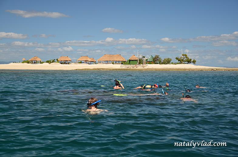 Отдых на Фиджи | Отстрова Фиджи - необитаемый Schooter Island