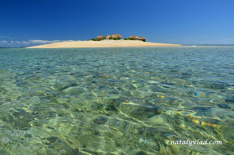 Отдых на Фиджи | Отстрова Фиджи - необитаемый Schooner Island