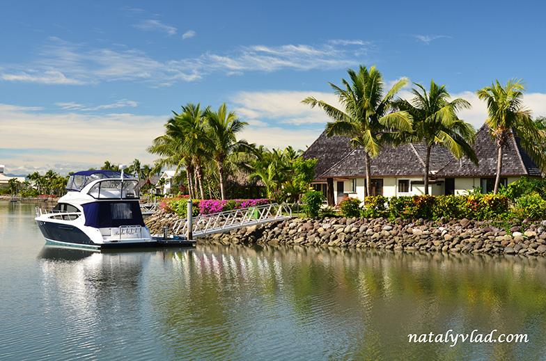 Отдых на Фиджи | Остров Денарау