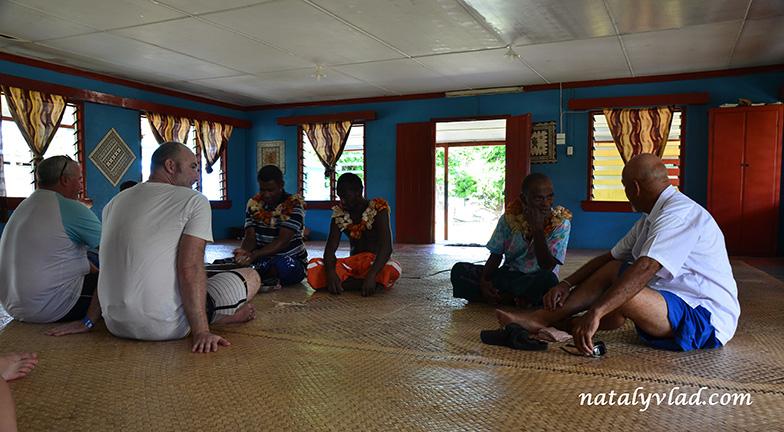 Отдых на Фиджи | Кава на острове Yanuya
