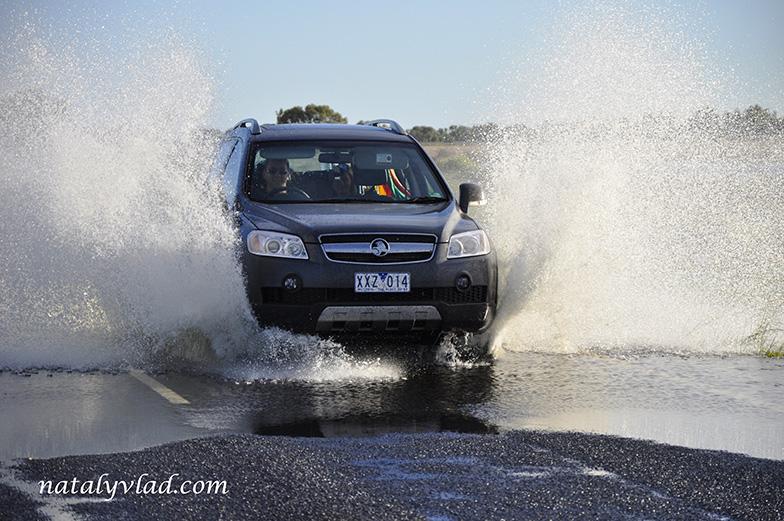 Машины в Австралии