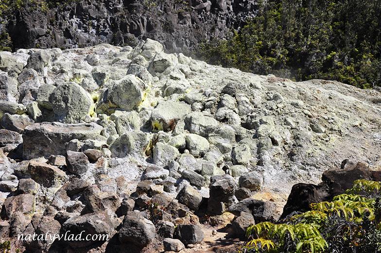 Гавайские острова | Sulphur Banks