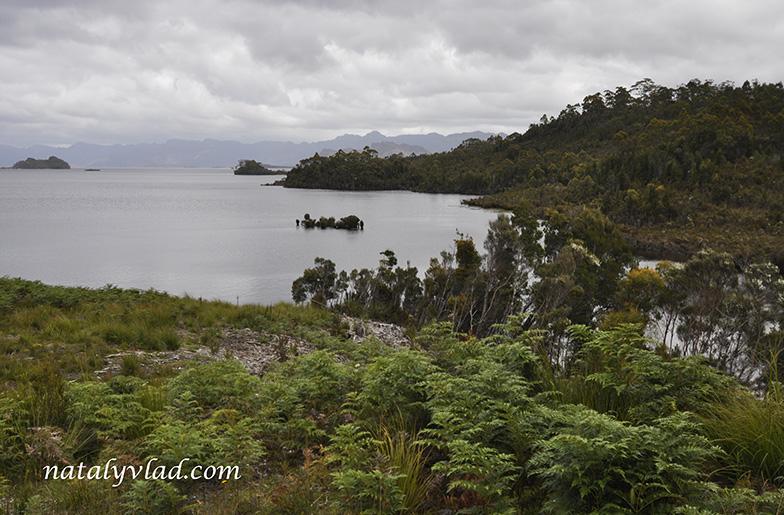 Остров Тасмания | Lake Pedder Chalet