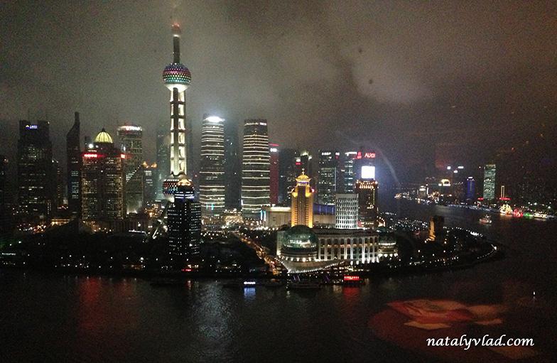 Шанхай фото | Виды с набережной Бунд