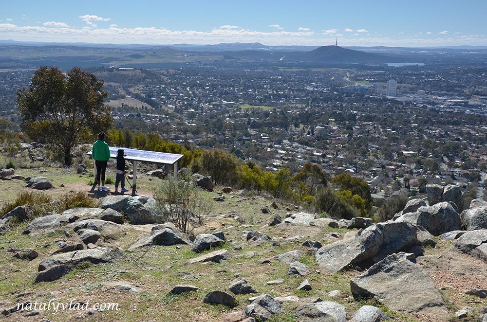 Mount Taylor, Canberra Nature Park, Australia