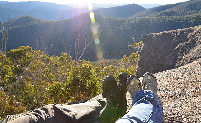 Square Rock, Namadgi National Park, Australia