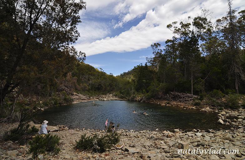 Apsley Gorge, Douglas-Apsley National Park, Tasmania, Australia