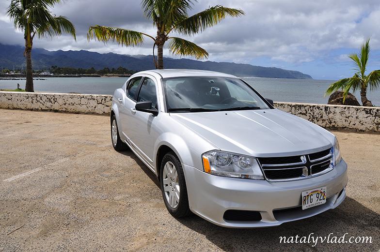 Hawaii car Dodge Avenger