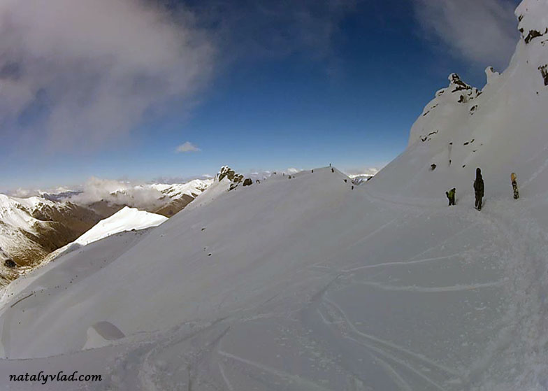 Treble Cone, Wanaka, New Zealand